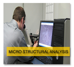 Micro structural analysis