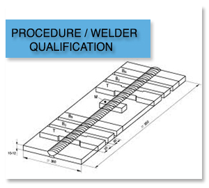 procedure welder qualification